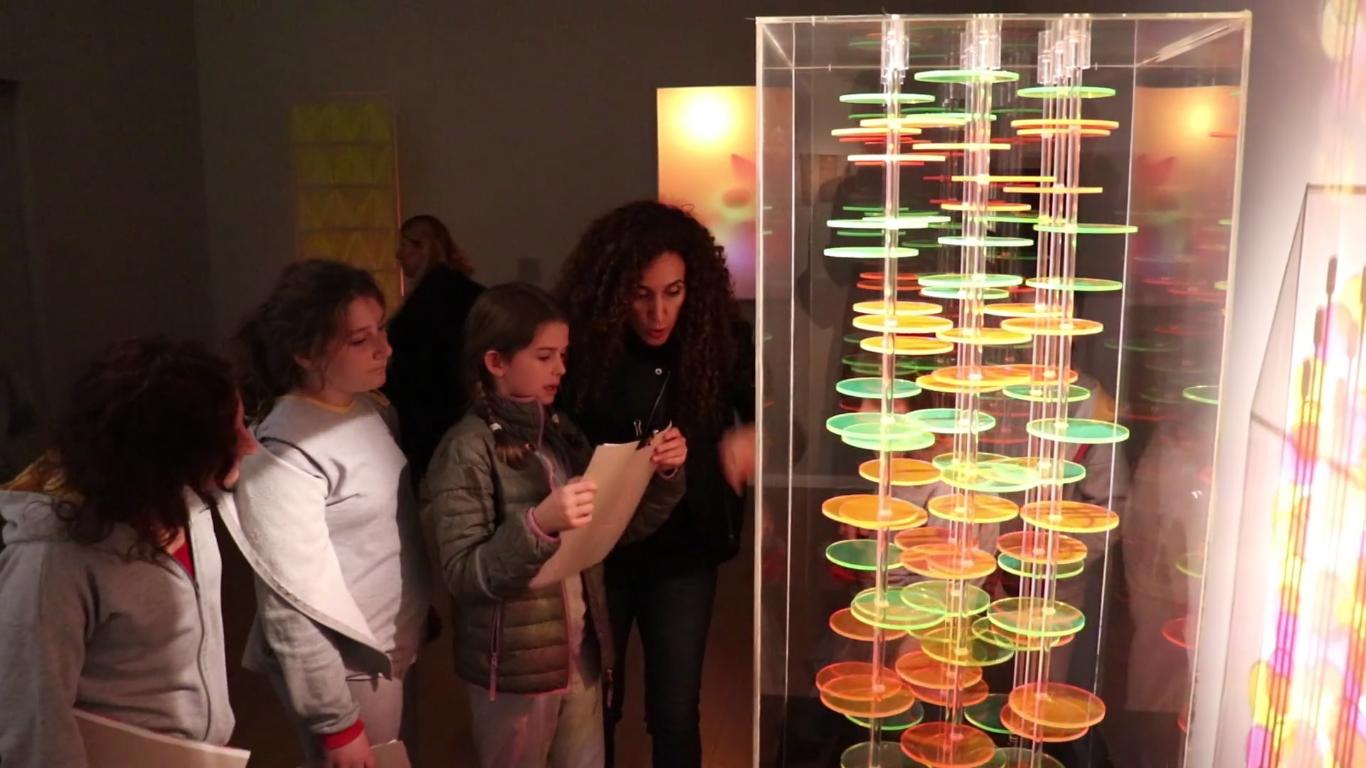 Artes Visuales – 5to grado visita el MALBA